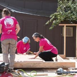 2018 Women Build Weekend