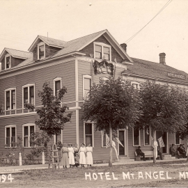 Mt. Angel Hotel