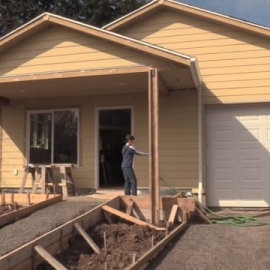 Kim Betker's Journey with Habitat