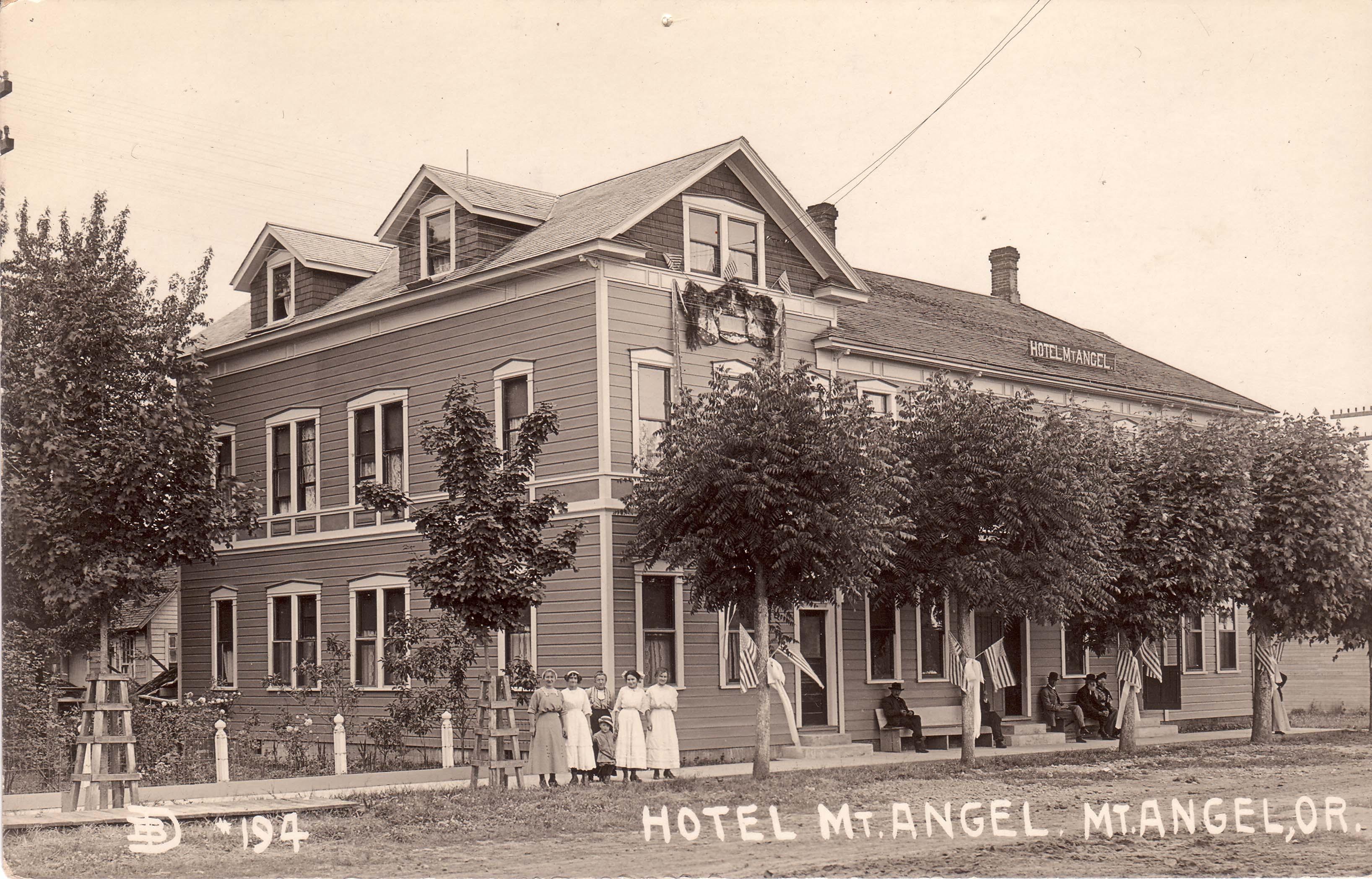 Mt. Angel Hotel